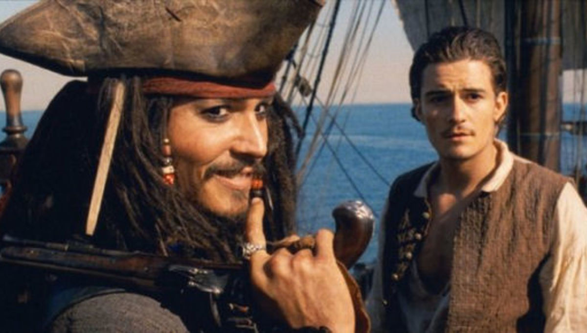 Answer matchless... captain gay jack sparrow
