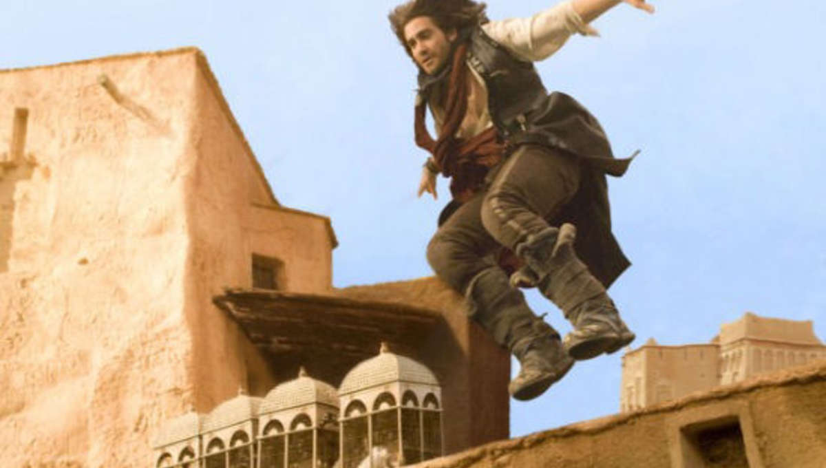 How D They Do That Star S Prince Of Persia Acrobatics