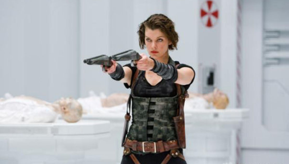 Resident Evil Afterlife New Monsters New Heroes New Fx