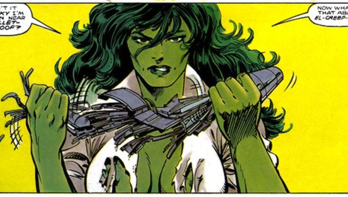 She-Hulk, Marvel's resident Hot Girl