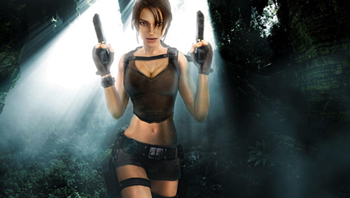 Iron Man writers rebooting Tomb Raider to tell us Lara's origin