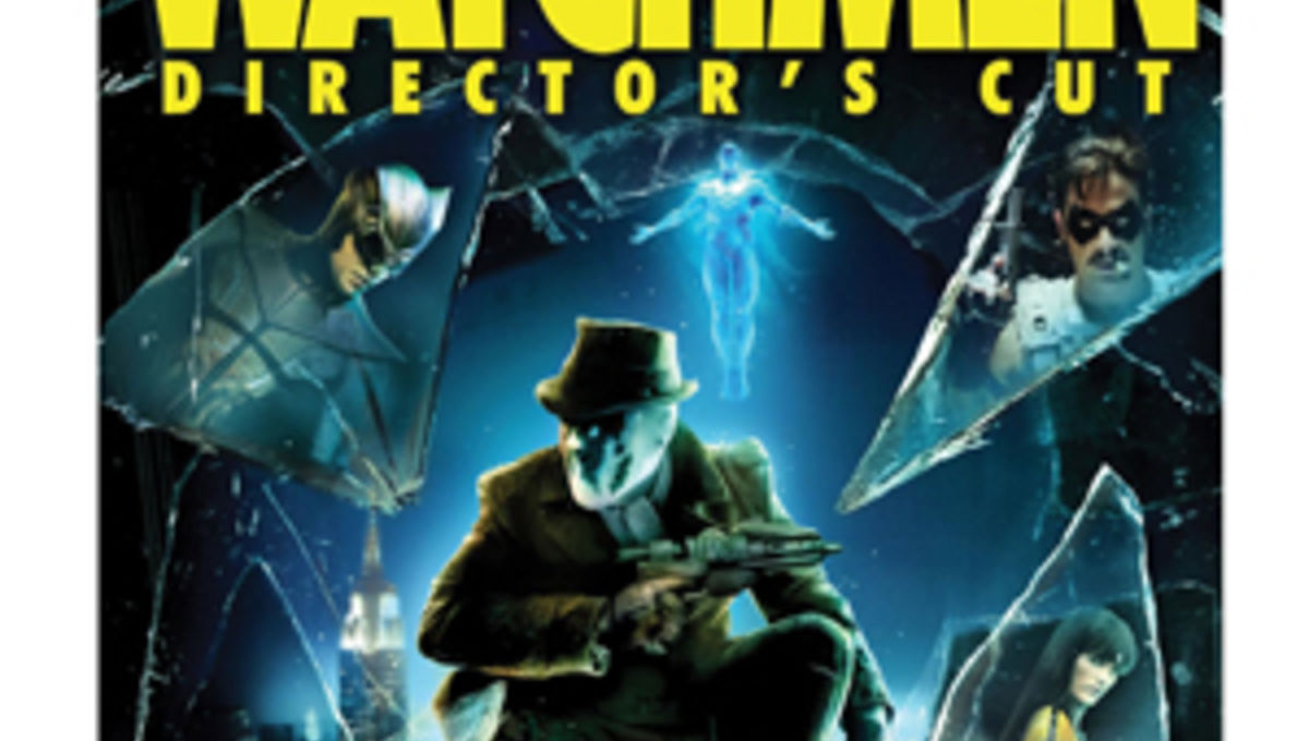 Review: Is it worth upgrading to the Watchmen Director's Cut?