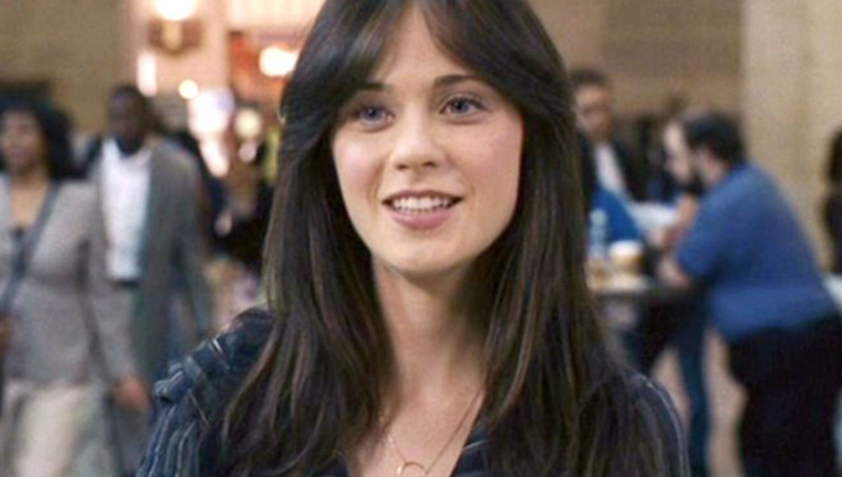 21f36b71b112 Rumor of the Day  Zooey Deschanel to star in Spider-Man reboot ...