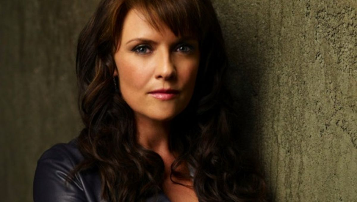 Amanda Tapping X Files amanda tapping lands recurring role on supernatural (but as