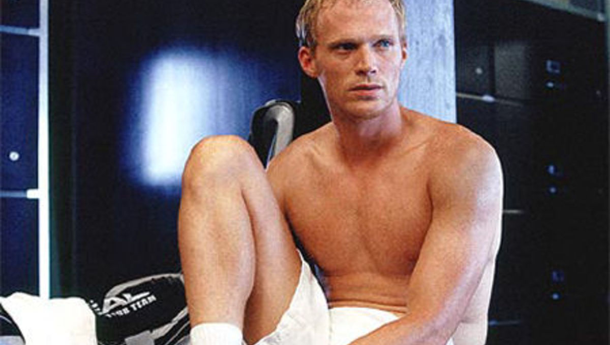 Paul Bettany returns for Iron Man 2. Oh, you don't remember him?