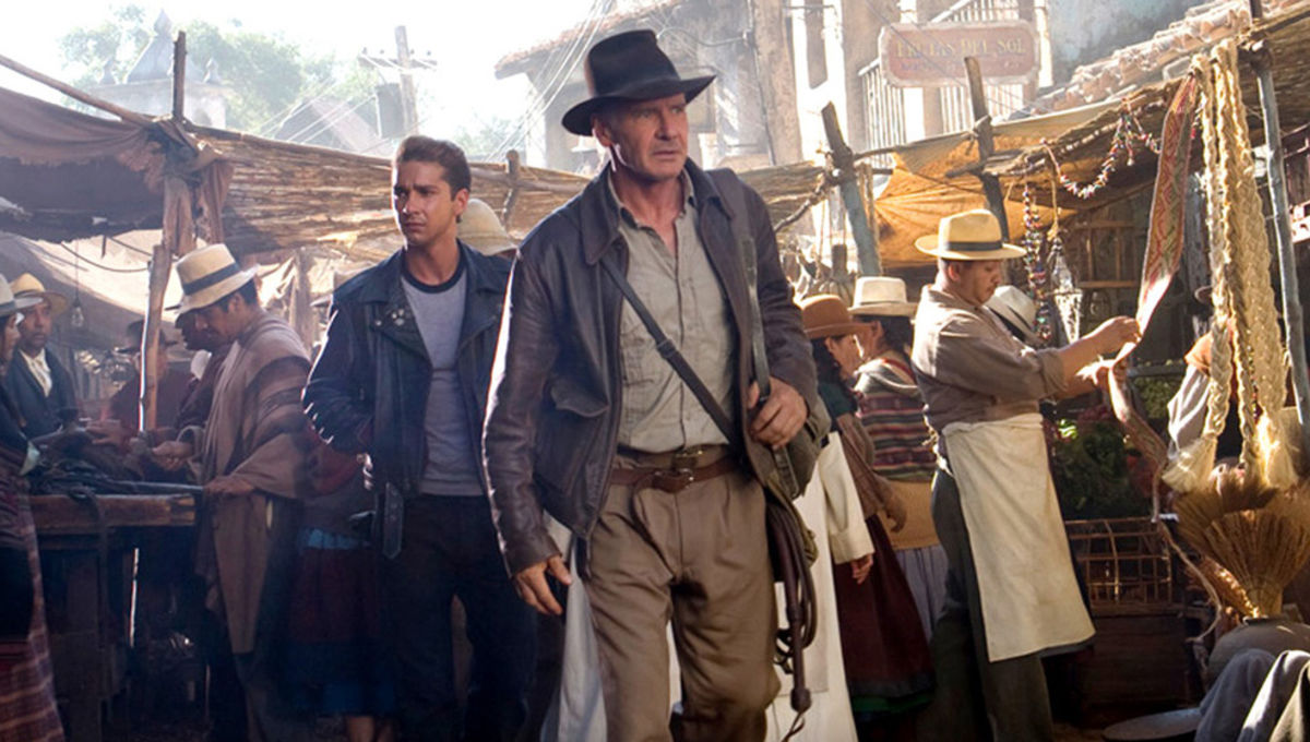 Report: Indiana Jones 5 could be Steven Spielberg's next directing gig