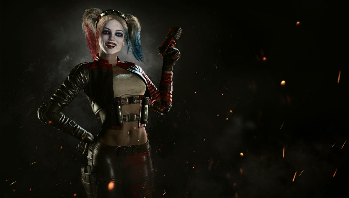 Harley Quinn and Deadshot join Injustice 2 in latest