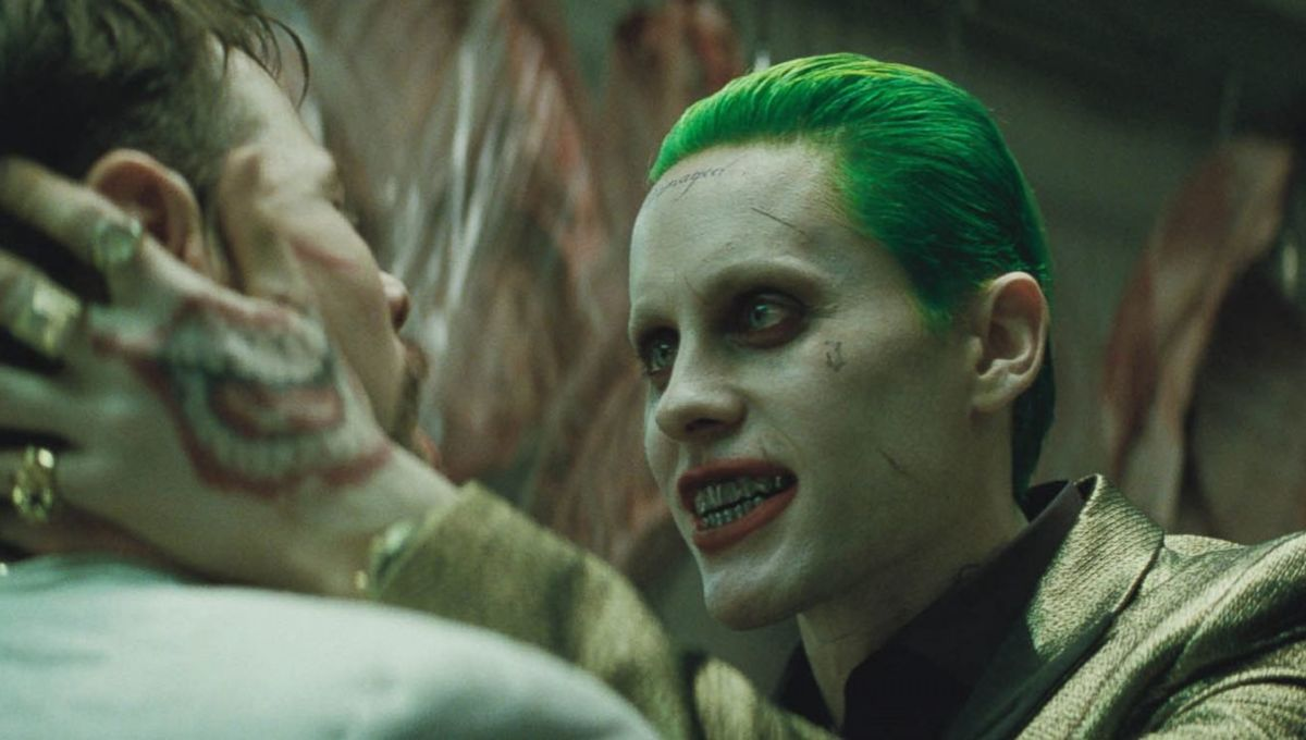 23f022cb4687 Suicide Squad director David Ayer reveals what happened to Joker after his  helicopter crashed