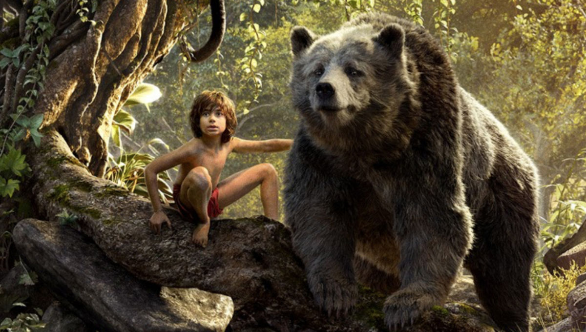 Jungle Book 2016 Official Trailer