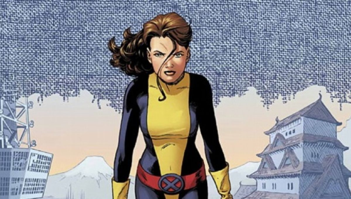 Leaked Kitty Pryde nude photos 2019