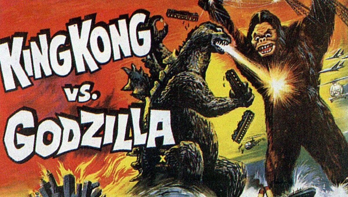 """Résultat de recherche d'images pour """"godzilla vs king kong"""""""