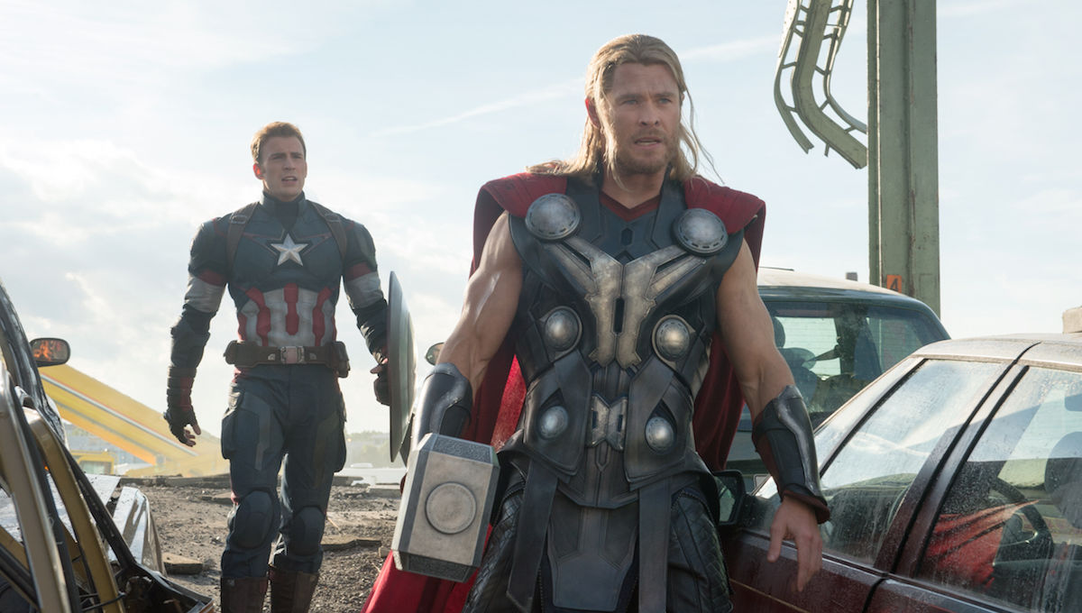 2 new Avengers: Age of Ultron clips all about Cap