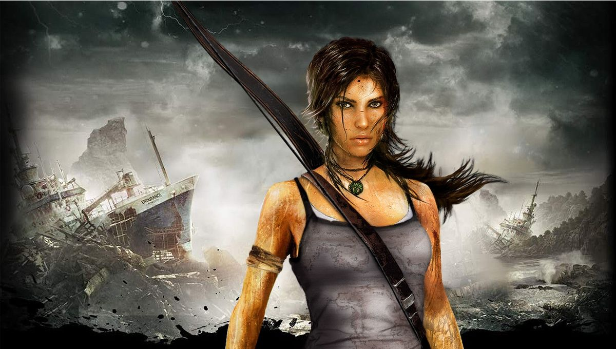 New Tomb Raider Coming From Square Enix