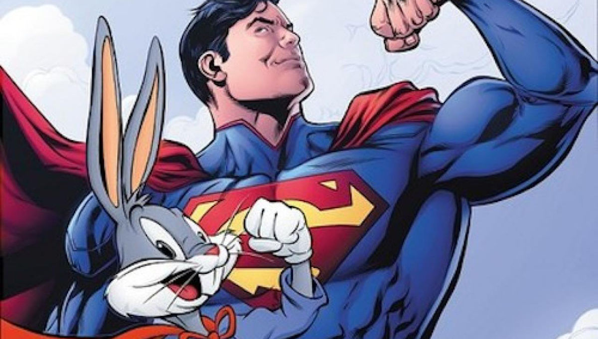 05dbbd5b9cea Daffy Duck, Tweety Bird + 23 more Looney Tunes characters star in DC  Universe variant covers