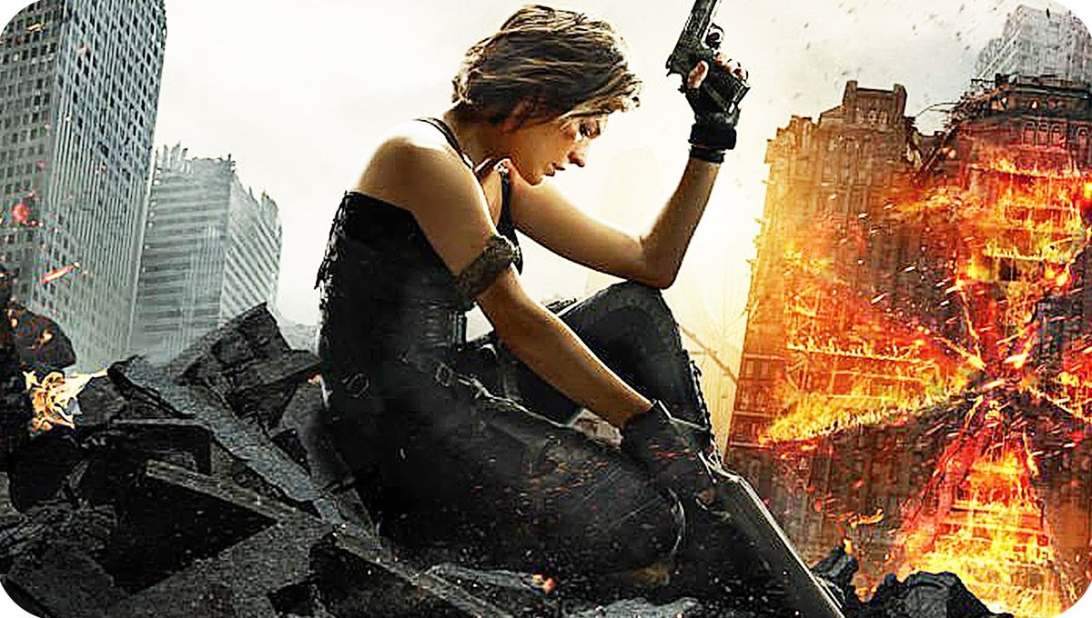 Alice Blasts Umbrella Agents In Brutal New Resident Evil The