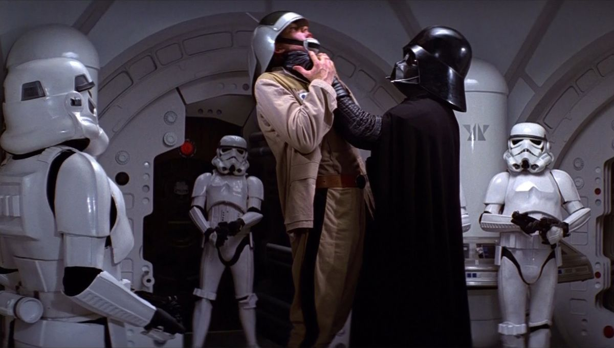 The 4K restoration of Star Wars: A New Hope is finished, so