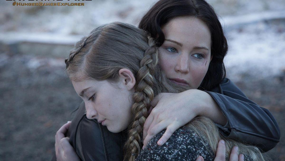 katniss hunger games 2