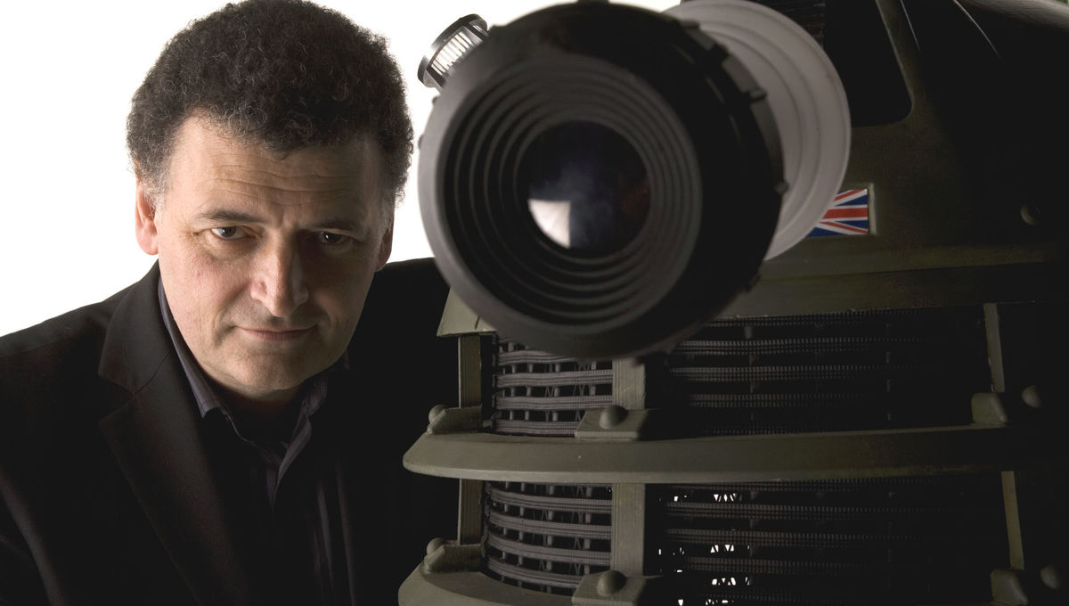 Read Moffat's love letter to fans for not spoiling leaked Who finale
