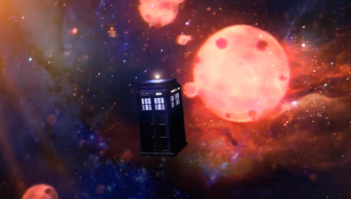 Someone call Moffat: This fan-made Who intro's better than the real thing!