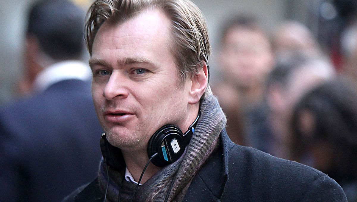 Christopher Nolan Comes To Comic Con For The First Time With