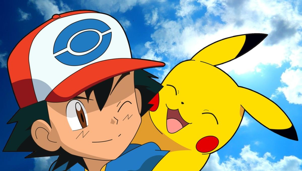 The voice of Ash Ketchum takes us inside the world of Pokémon