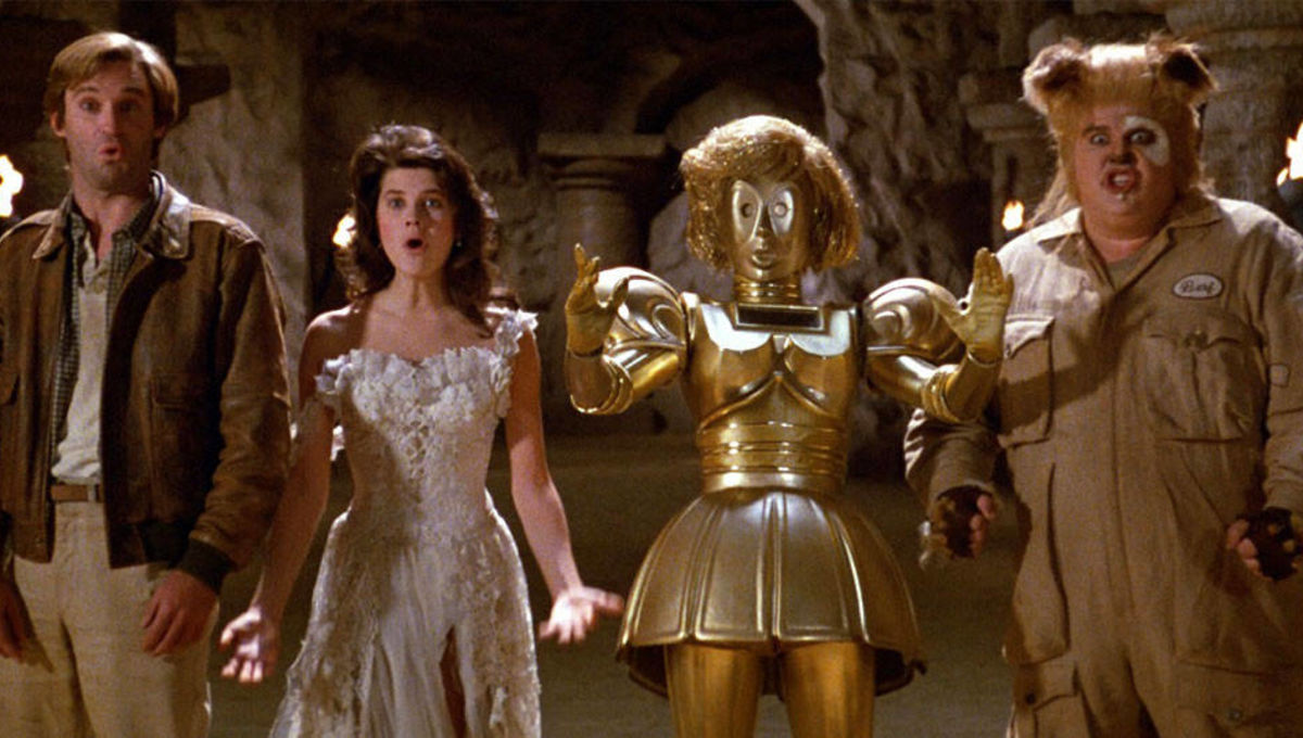 Spaceballs Dot Matrix Is Our Chosen One Of The Day Syfy Wire