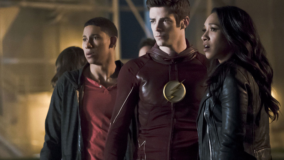 This is why Flashpoint only lasted one episode on The Flash