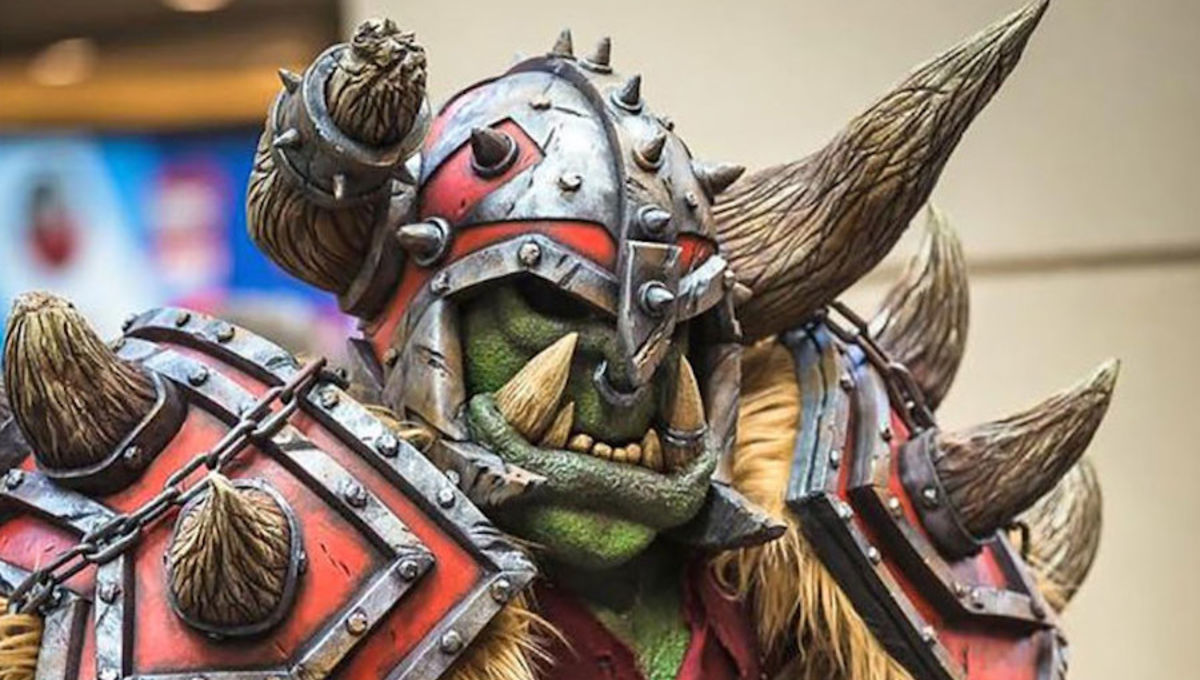 Orc wow