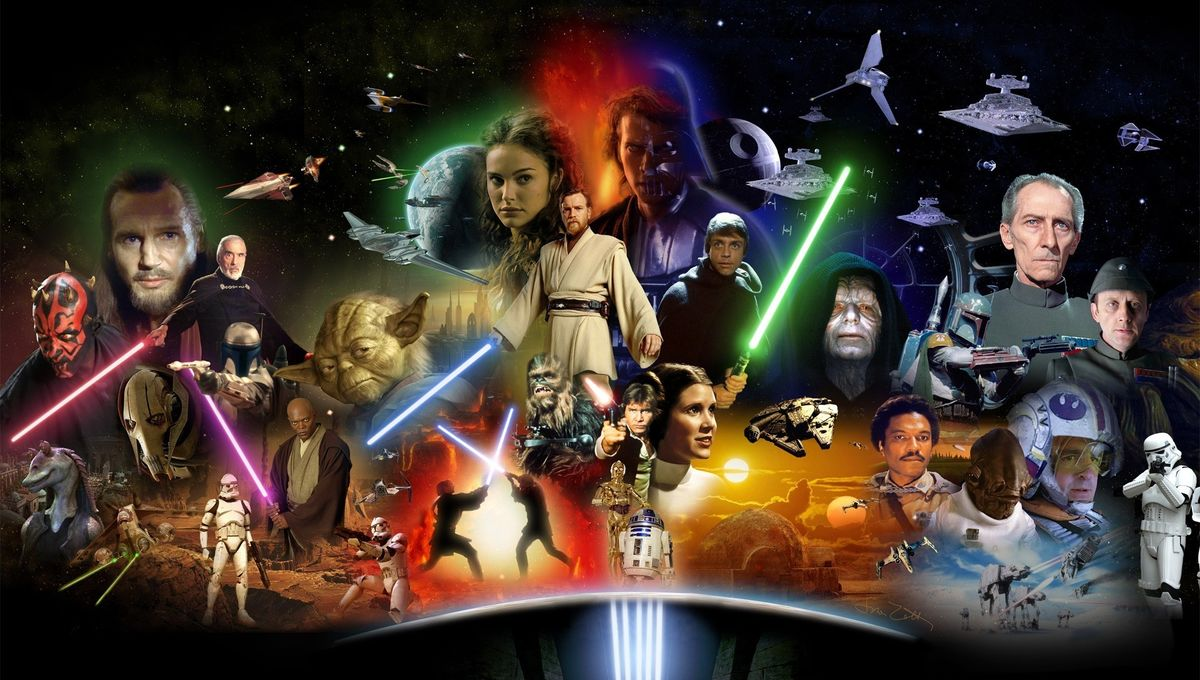 Looks Like Star Wars Episode Vii Is Due To Begin Filming