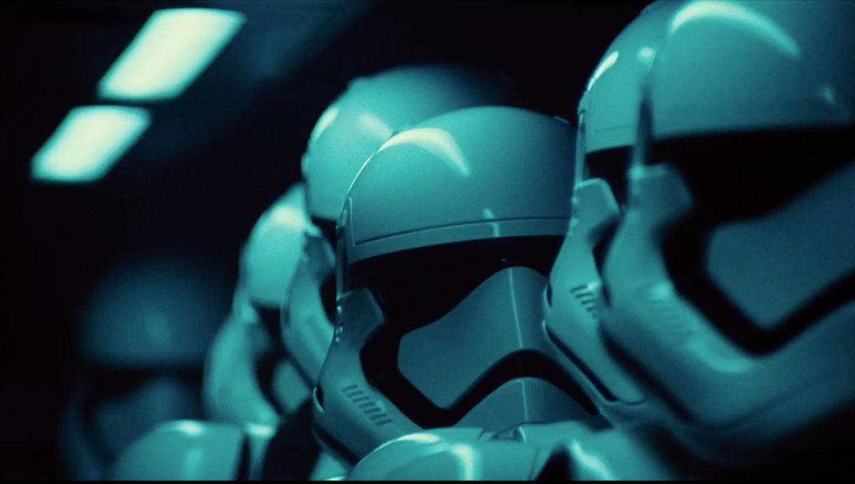 Futuristic Star Wars Stormtrooper Concept Art