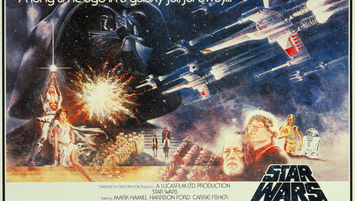40a91732 Star Wars: 18 awesome movie posters from around the world