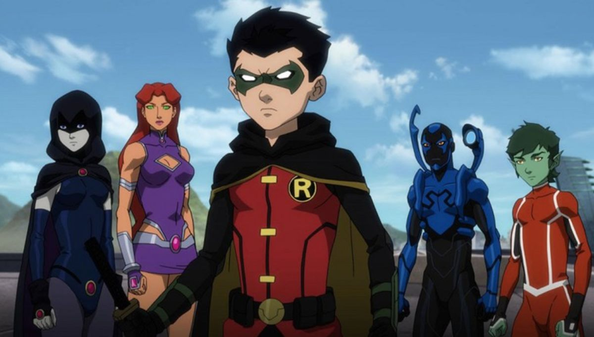 Teen Titans Might Go Old School On Tv Againif Teen Titans Go To The Movies Is A Hit-5628