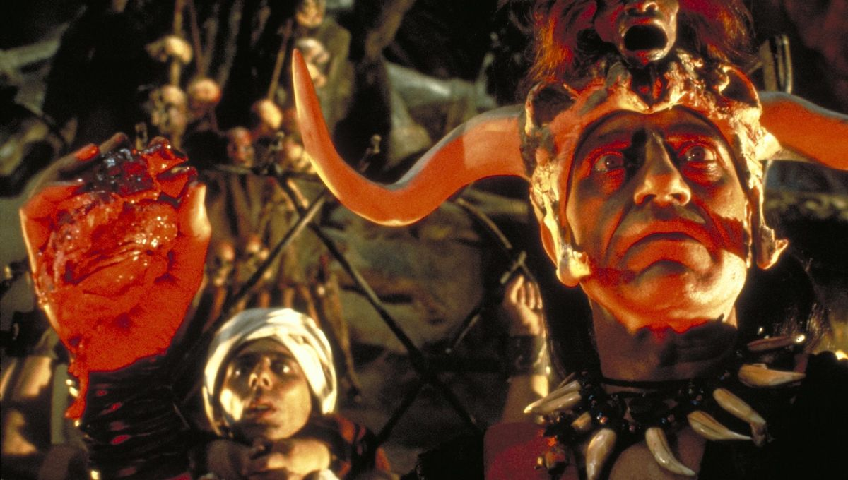 The axed Indiana Jones & Temple of Doom scene too gory for