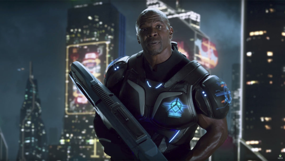 Image result for terry crews crackdown 3