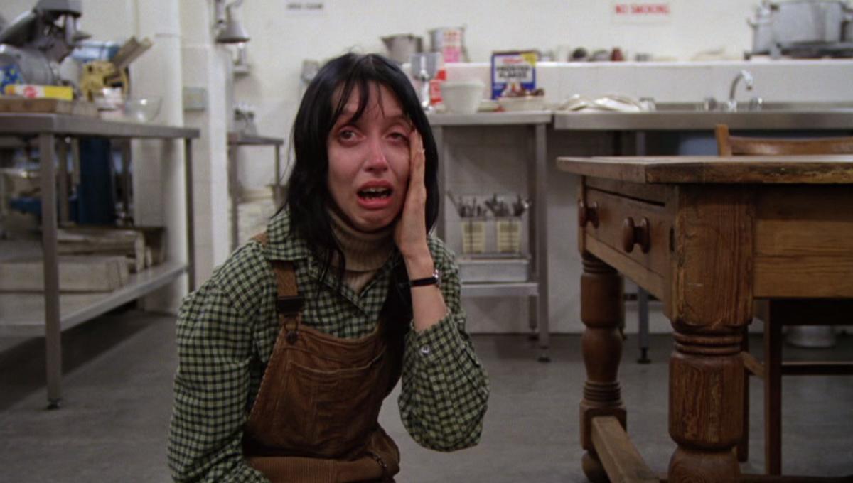 Stephen King blasts Kubrick's 1980 Shining flick as 'misogynistic'