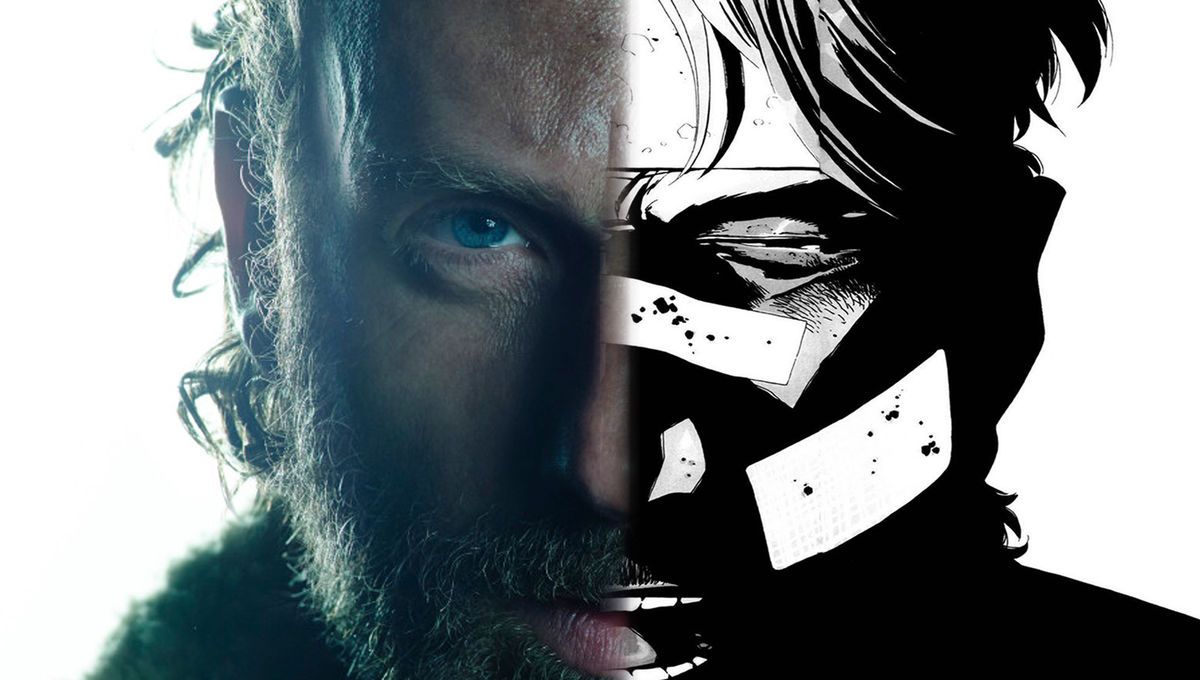 The Walking Dead 10 Major Character Swaps From The Comic Book