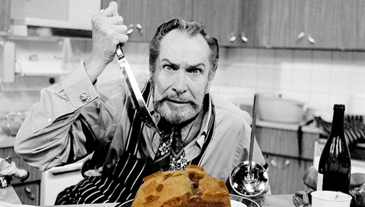 Fantastic Feasts: Vincent Price's un-wealthy Wellington