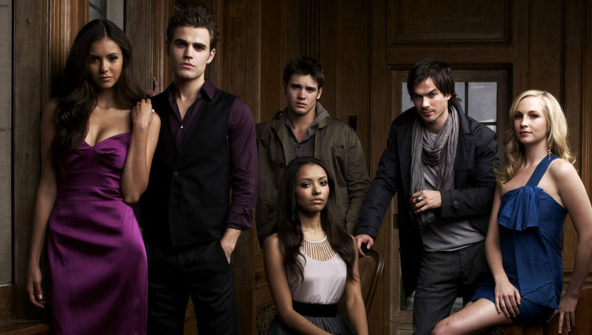 How The Vampire Diaries took on Twilight and became so much more