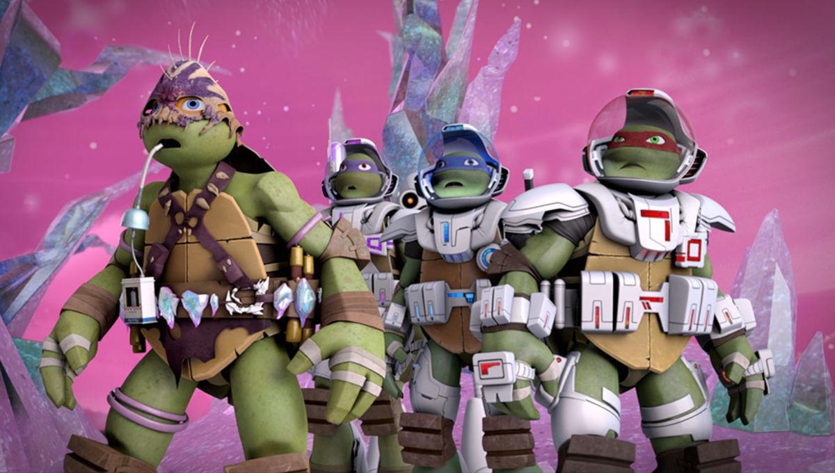 Teenage Mutant Ninja Turtles: Nickelodeon rebooting the