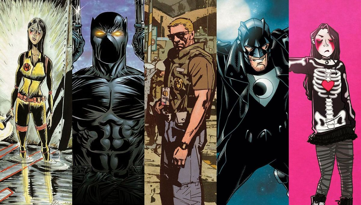 Power Report: The 30 best comic book writers for June 2016