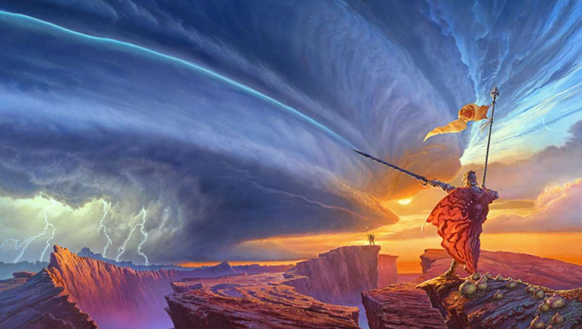 The way each story of the Cosmere subtly builds up to the bigger endgame makes it all the more suitable to be a Cinematic Universe.