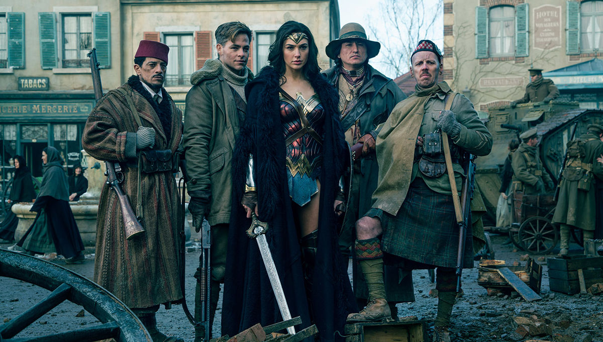 Image result for World War I -- Wonder Woman