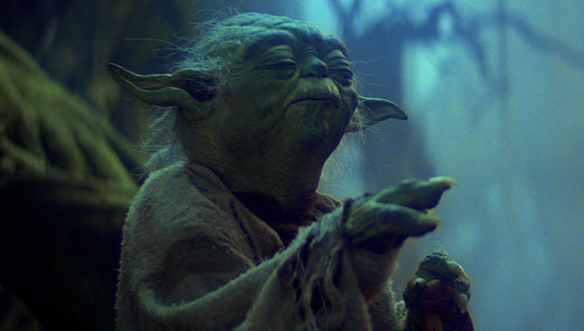 May The Fourth Star Wars Saga Yoda Quotes Syfy Wire Syfy Wire