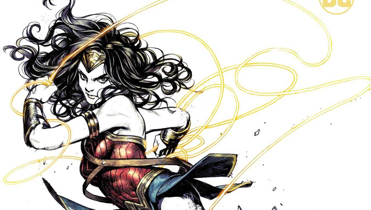 Wonder Woman #63 Variant