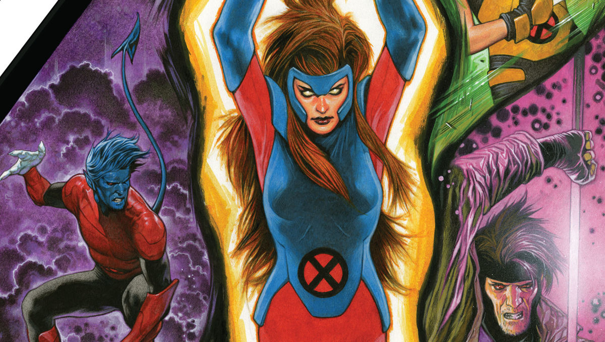 Exclusive preview: X-Men Red Annual #1 reunites Jean Grey with her friends and teammates