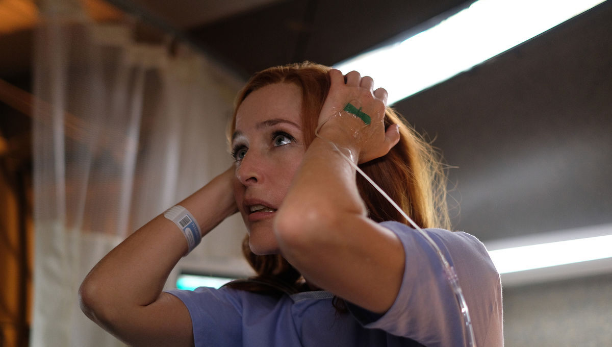 The X-Files episode 1101 My Struggle III - Scully