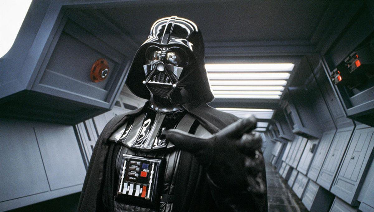 Star Wars Archive book reveals Palpatine's volcanic throne ... Darth Vader Suit Schematics on