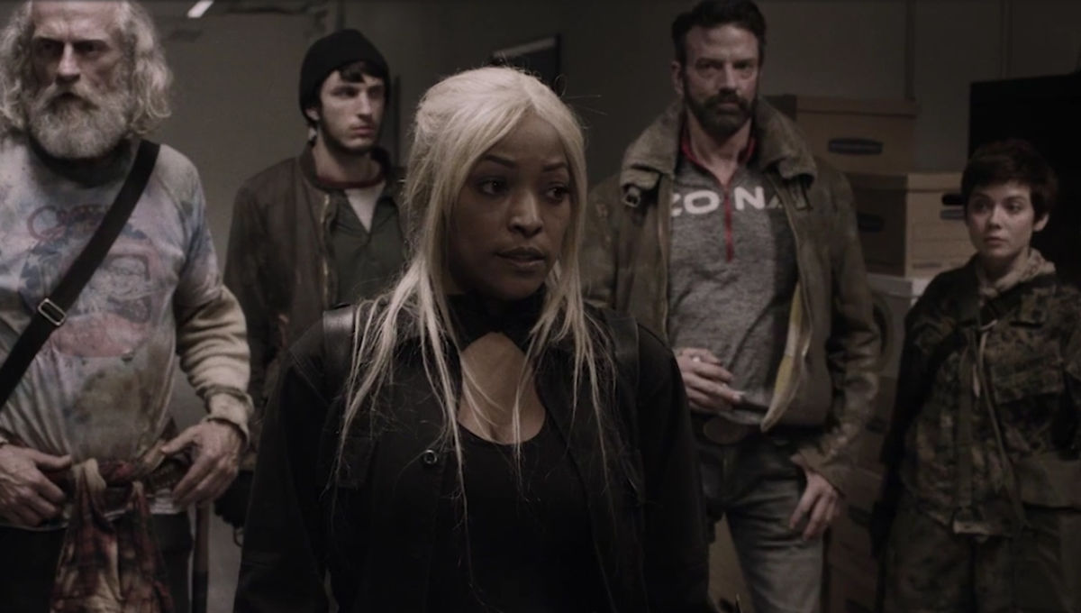 "Z Nation's ""Mt. Weather"" and ""The Black Rainbow"""