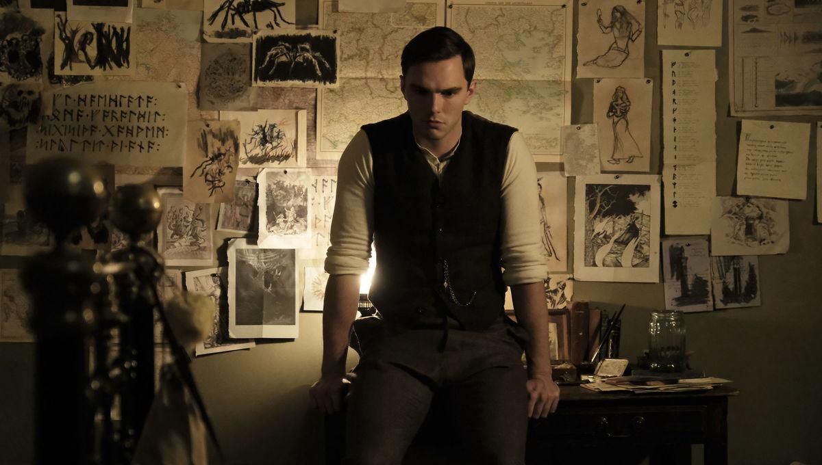 J.R.R. Tolkien biopic Nicholas Hoult