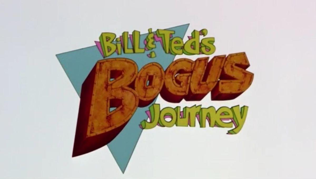 1 Bill & Ted Logo
